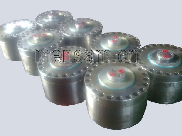 静力压桩机液压缸